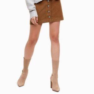 Wilfred Free Karmen Corduroy Skirt